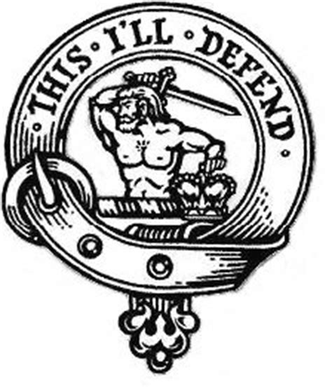 modern macfarland crest crests and