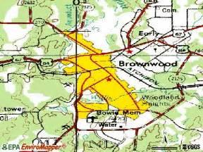 brownwood tx 76801 76802 profile population