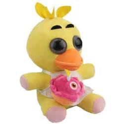 10 quot 25cm fnaf bonnie chica duck plush toy five nights at freddy s