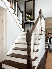 Staircase Railing Ideas White Stair Railing Design Ideas Pictures Remodel And Decor
