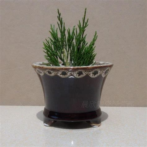 Handmade Plant Pots - sbtaobao flowerpot fleshy flower implement ceramic flower