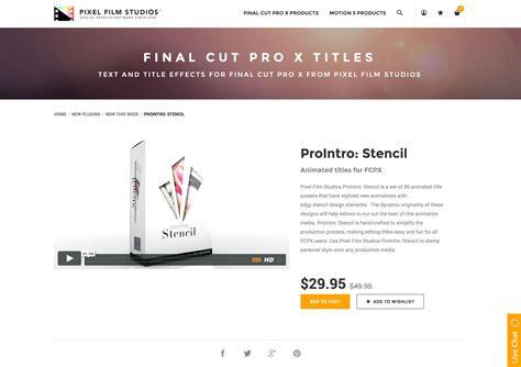 free cut pro intro templates cut pro x intro templates free 28 images pixel studios