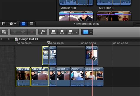 final cut pro effects free download trimming and editing clips in final cut pro x videomaker com