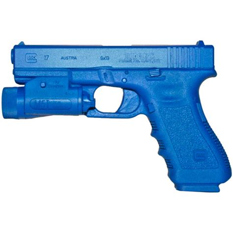 glock 17 tactical light blueguns glock 17 with m5 tactical light gun