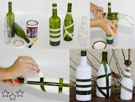 reciclaje javiescom manualidades con botellas de vidrio javies com