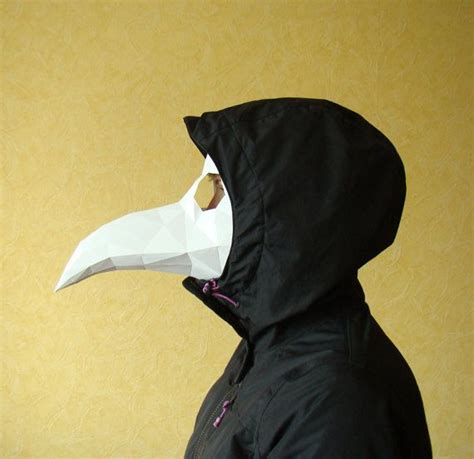 printable raven mask 1000 images about paper crafts on pinterest plague