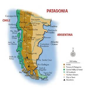 deserts in south america map learning about our world deserts map