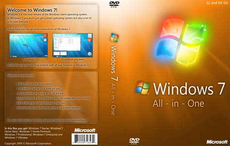 report covers with window windows 7 all in one dvd by yaxxe on deviantart
