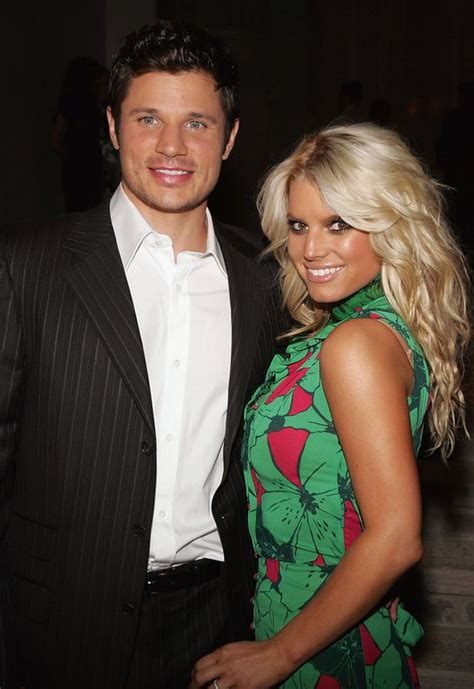 nick lachey jessica simpson baby number two for 98 degrees nick lachey and wife