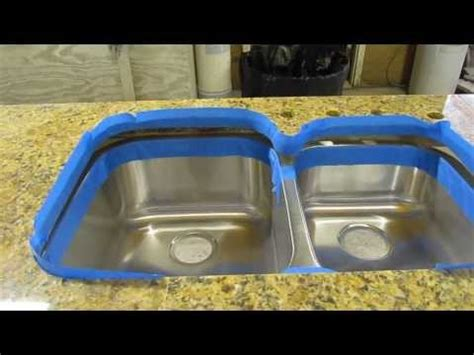 how to secure undermount sink to granite secure sink bar by granite grabbers how to save