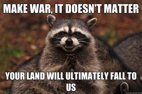 Evil Raccoon Meme - evil raccoon meme memes