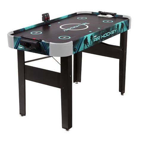 franklin air hockey table kohl s franklin quikset air hockey table only 61 80