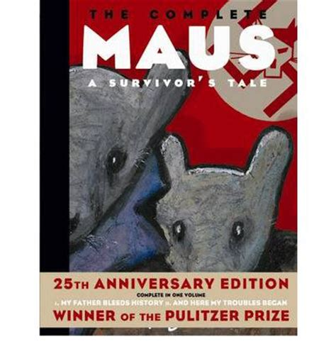 maus books the complete maus spiegelman 9780670921676