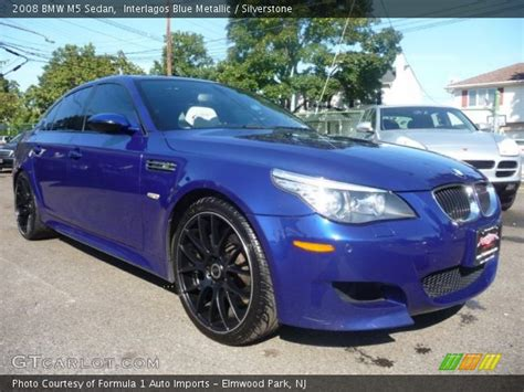 Bmw M5 Blue by 2008 Bmw M5 Blue 200 Interior And Exterior Images