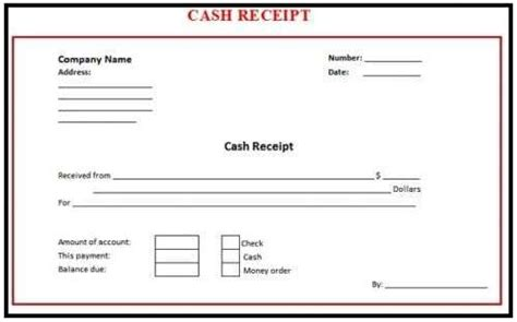 editable receipt template word 8 receipt templates word excel pdf formats