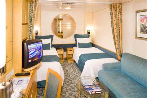 Single Sofa Beds Voyager Of The Seas Cruise Ship Photos Schedule
