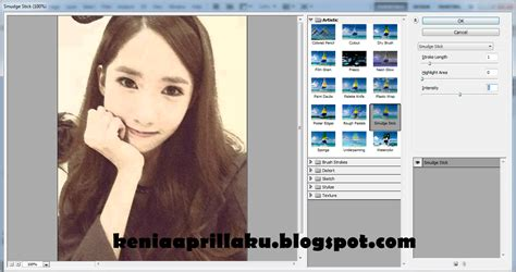 tutorial membuat smudge di photoshop my galery tutorial membuat editan menggunakan smudge