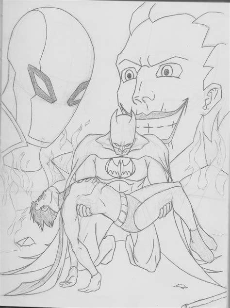 batman red hood coloring pages 91 batman red hood coloring pages batman fighting