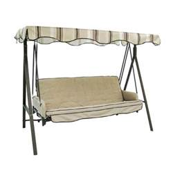 Swing Bench Canopy Replacement by Replacement Swing Canopies For Lowe S Swings Garden Winds