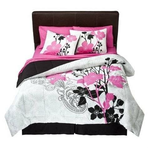Black And Pink Bed Sets 17 Best Images About Bedding