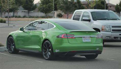 Used Tesla Used Teslas Are Leaving California