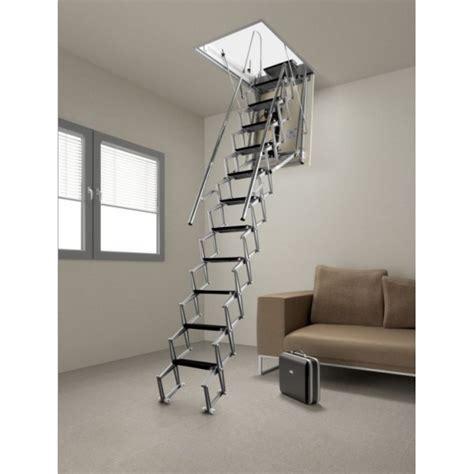 scala a scomparsa per soffitta scala soffitta a scomparsa con botola motorizzata
