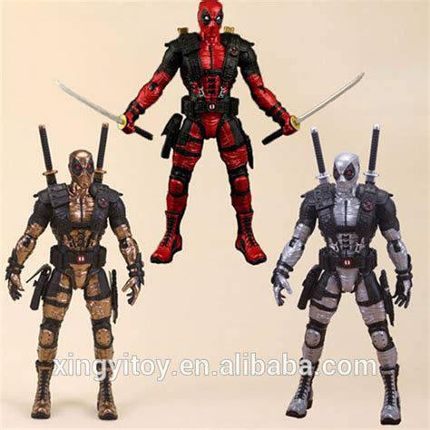 Istimewa Dompet Marvel Deadpool Model 3 Import 2016 marvel version deadpool 10 quot type c figure buy deadpool