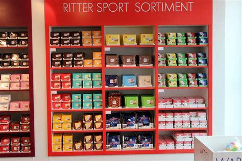 ritter sport haus haus notes ritter sport pop up shop