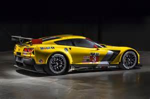 car racing new 2014 corvette racing c7 r reveal exhaust note gm