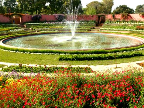 Delhi Garden by Botanical Gardens Of Delhi Are Mughal Garden National