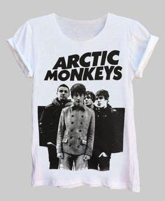 T Shirt Arctic 6 by Alex Turner Shirt Arctic Monkeys Uk Rock Band Shirts
