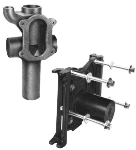 Industrial Plumbing Supply by Js12704 Josam 12704 Vertical Adjustable Single On Stack
