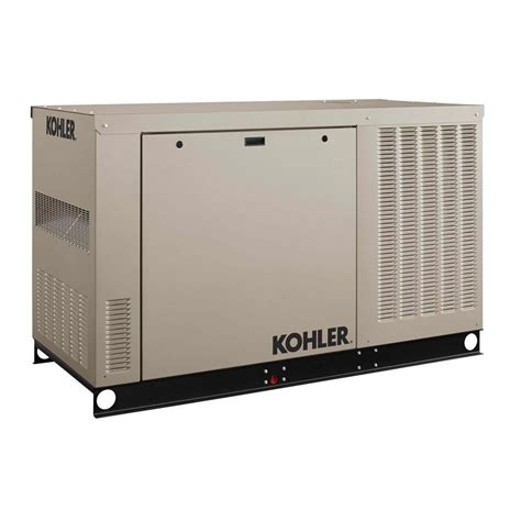 liquid propane or gas standby generators