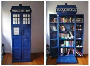Tardis Bookcase Buy Cool Bookshelf Ideas Diy Bookshelves From Recycled