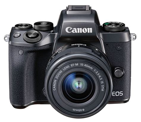 Canon Eos M5 canon eos m5 taking a step forward reviews better