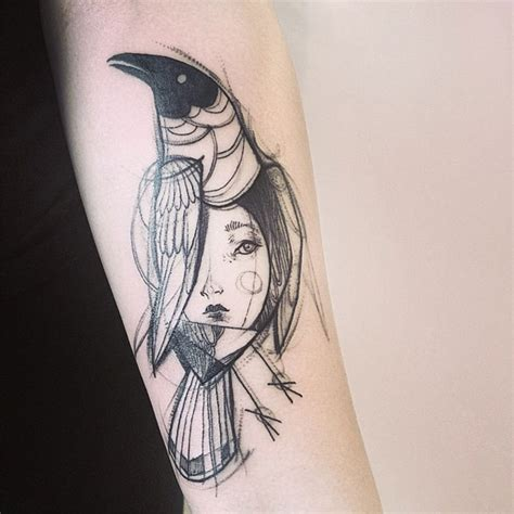 nomi chi tattoo sketch tattoos that look like pencil drawings by nomi chi