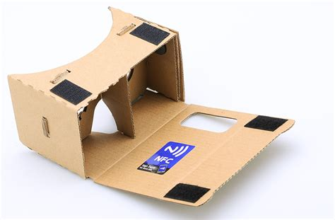 Promo I One Cardboard Vr Reality For Smartphones Termurah diy 3d cardboard glasses for iphone and android
