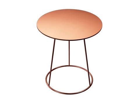 Copper Side Table Buy The Swedese Side Table Copper At Nest Co Uk