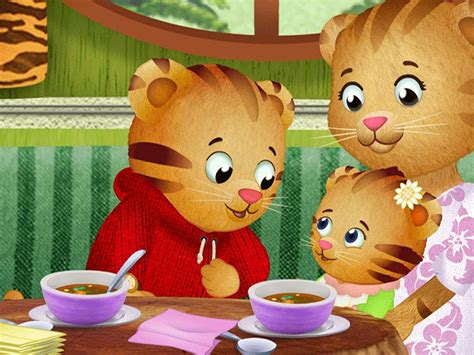 daniel has an allergy daniel tiger s neighborhood books kidscreen 187 archive 187 daniel tiger gets support from bezos