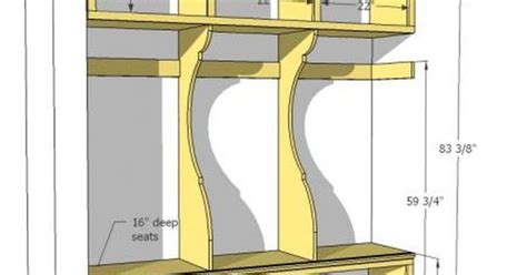 mudroom dimensions diy mudroom lockers garage mudroom makeover room