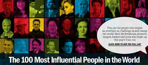 z6mag the world electronic time s 100 most influential people list 2012 z6mag