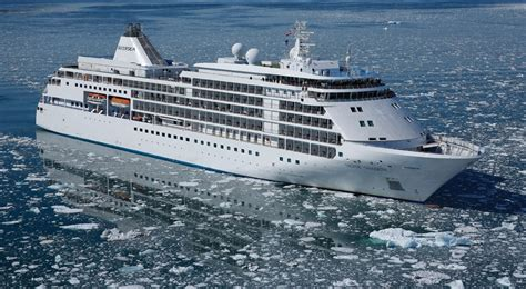 silversea cruises travel insurance silver shadow itinerary schedule current position