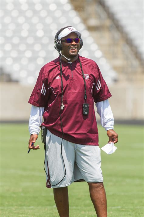 I M The Coach file kevin sumlin football coach a m