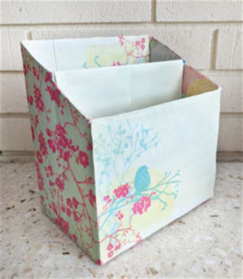 card holder cereal box cereal box mail holder a