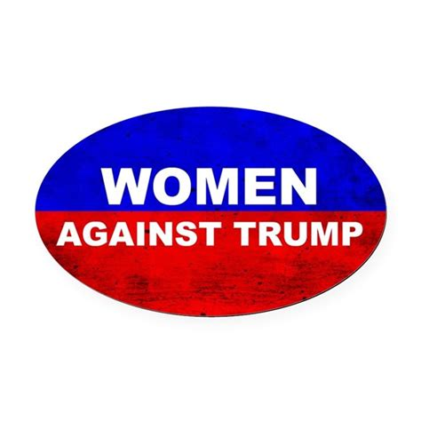 trump oval women against trump oval car magnet by thatrainbowshop