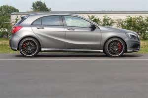 2013 mercedes a45 amg spin photo gallery