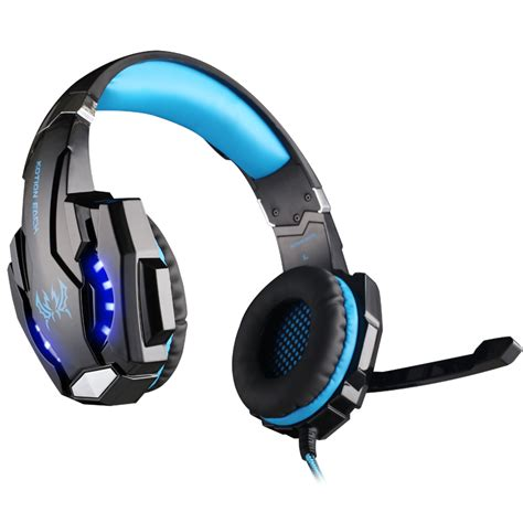 Kotion Headset Gaming Each Gs200 With Led Gamers Headphone Ktn Gs200 aliexpress buy kotion each g9000 3 5mm gaming