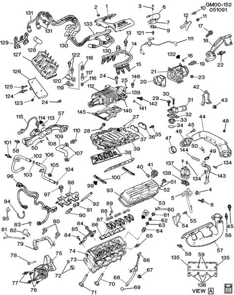 gm 3800 engine diagram gm free engine image for user