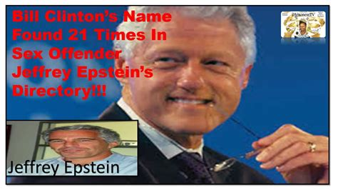 bill clinton s name bill clinton contact name found 21 times in pedophile