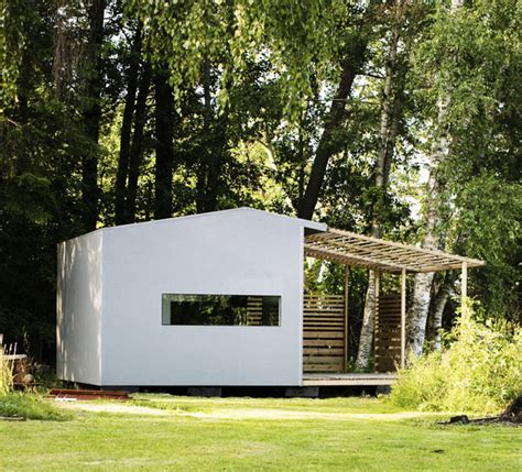 design contest opens for scandinavian prefabricated homes mini house modular structured house with modern